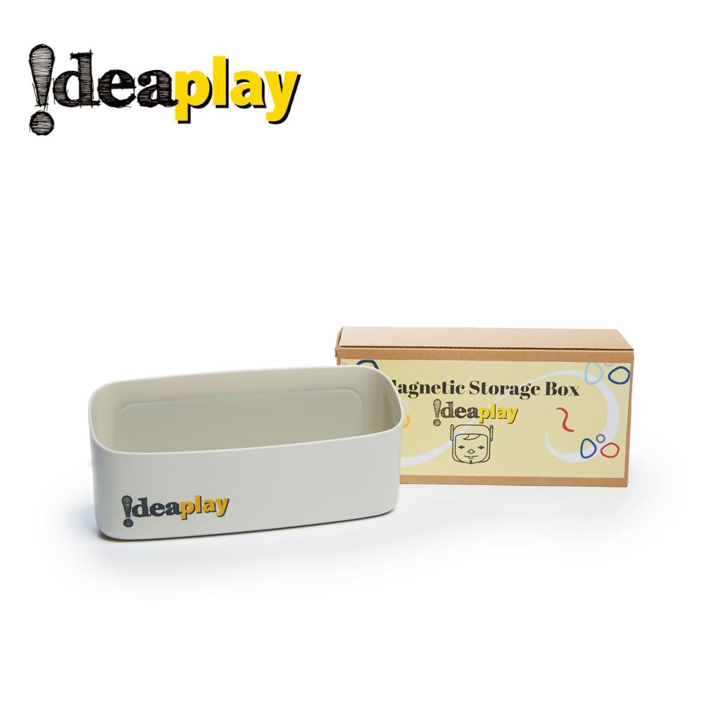 Magnetic Storage Box_Grey